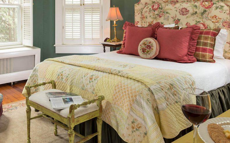 Carolina room bed