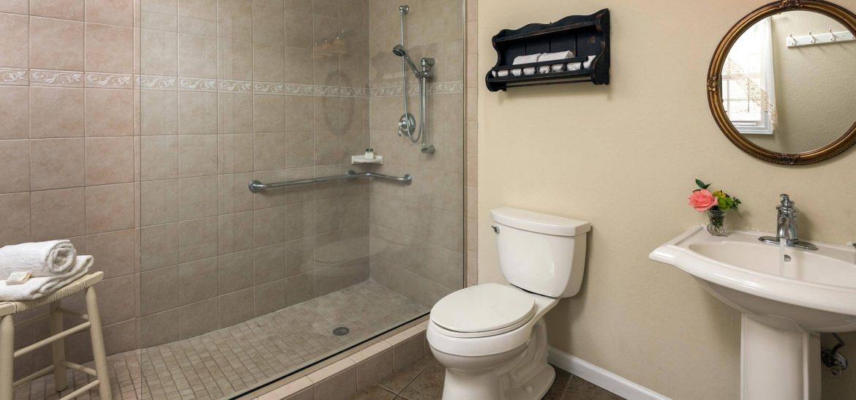 Kinsale Suite bathroom