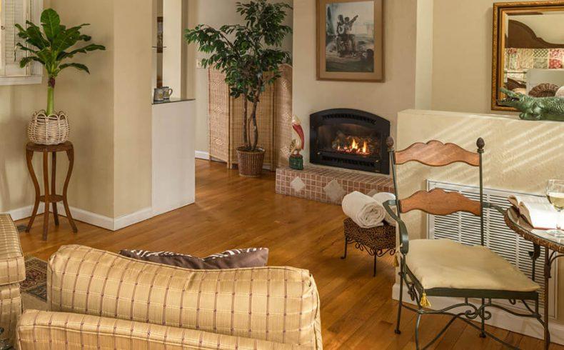 Savannah Suite room