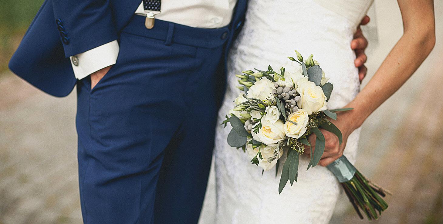 A romantic North Carolina wedding