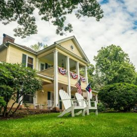 Waynesville, NC bed and breakfast
