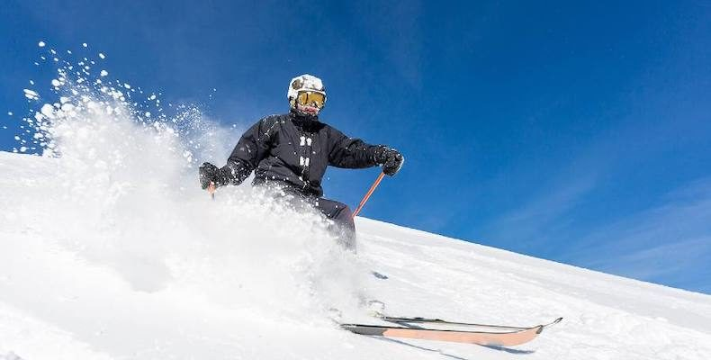 Skiing in Western NC